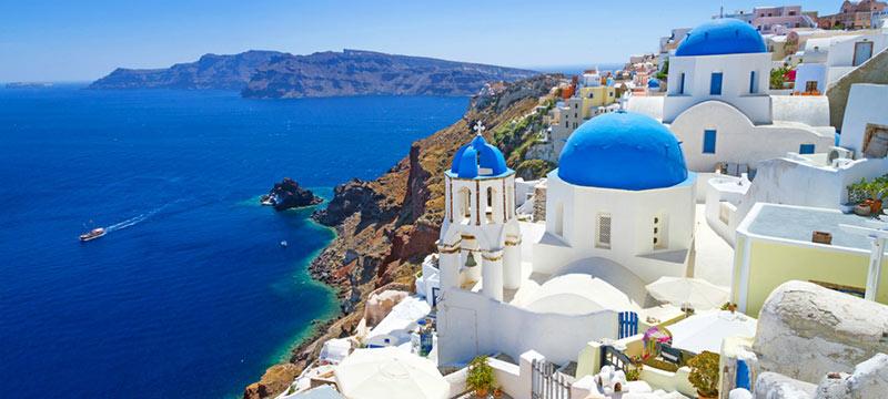 Grecia destinazione di moda per vacanze