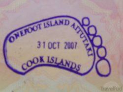 timbro passaporto